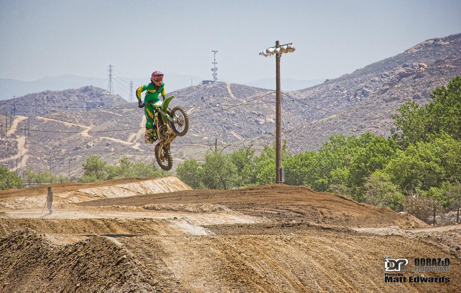 #166 Triple - Matt@DP - Motocross Pictures - Vital MX