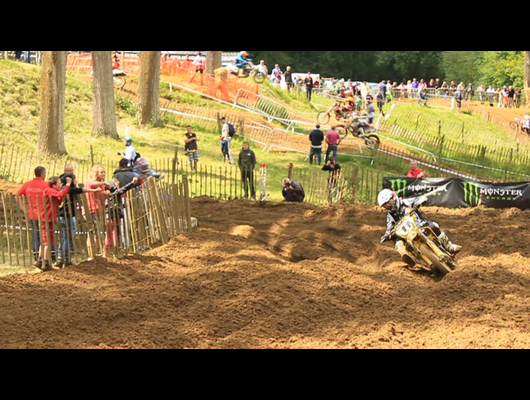 Belgian Championship round at Kester with Gp stars
