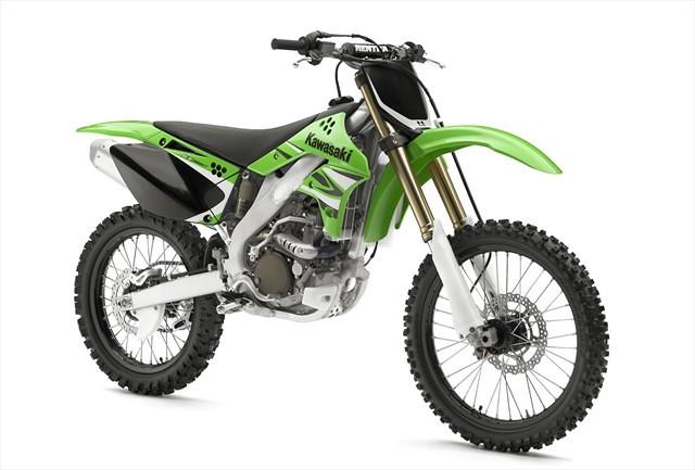 KXF250 2008