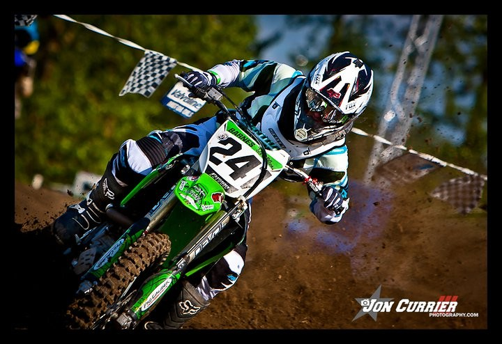 Broc Barnes  - Jon Currier Photography - Motocross Pictures - Vital MX