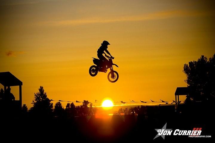 Mx Sunset  - Jon Currier Photography - Motocross Pictures - Vital MX