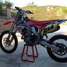 Awhit167's 2009 CRF 450
