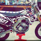 2014 CRF250