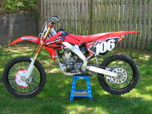My Ride - section8 - Motocross Pictures - Vital MX
