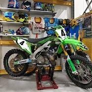 Kawasaki KX250af RaceService