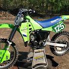Kawasaki KX 125 1985