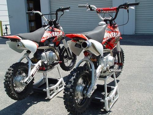 Universal Factory Bikes - MikeD - Motocross Pictures - Vital MX
