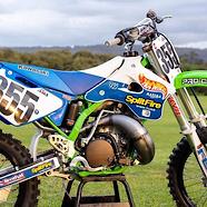 1994 Splitfire Pro Circuit Kawasaki KX250