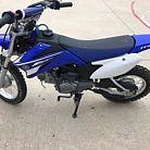 Yamaha TTR's