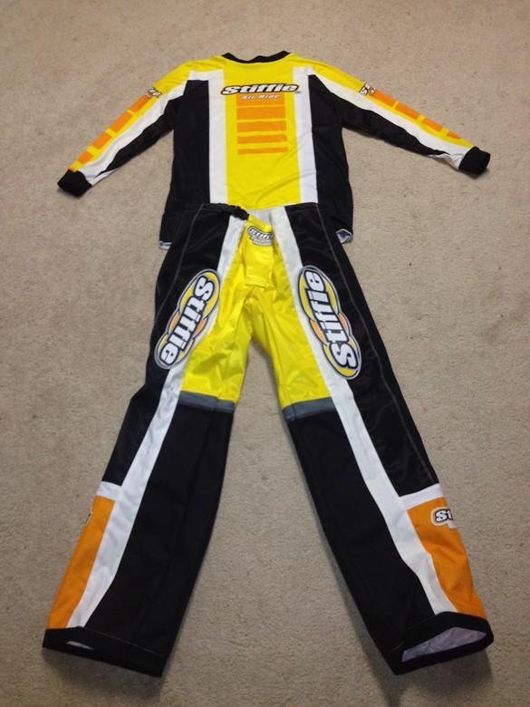 Yamaha Motocross Gear
