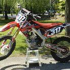 Luke's 2010 CRF250r
