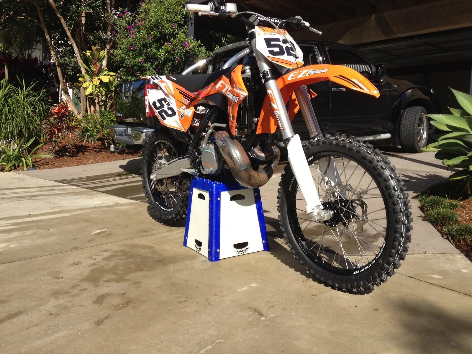 Ktm300sx 2 - KTM 300sx - Motocross Pictures - Vital MX