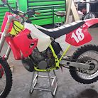 1993 CR250R project