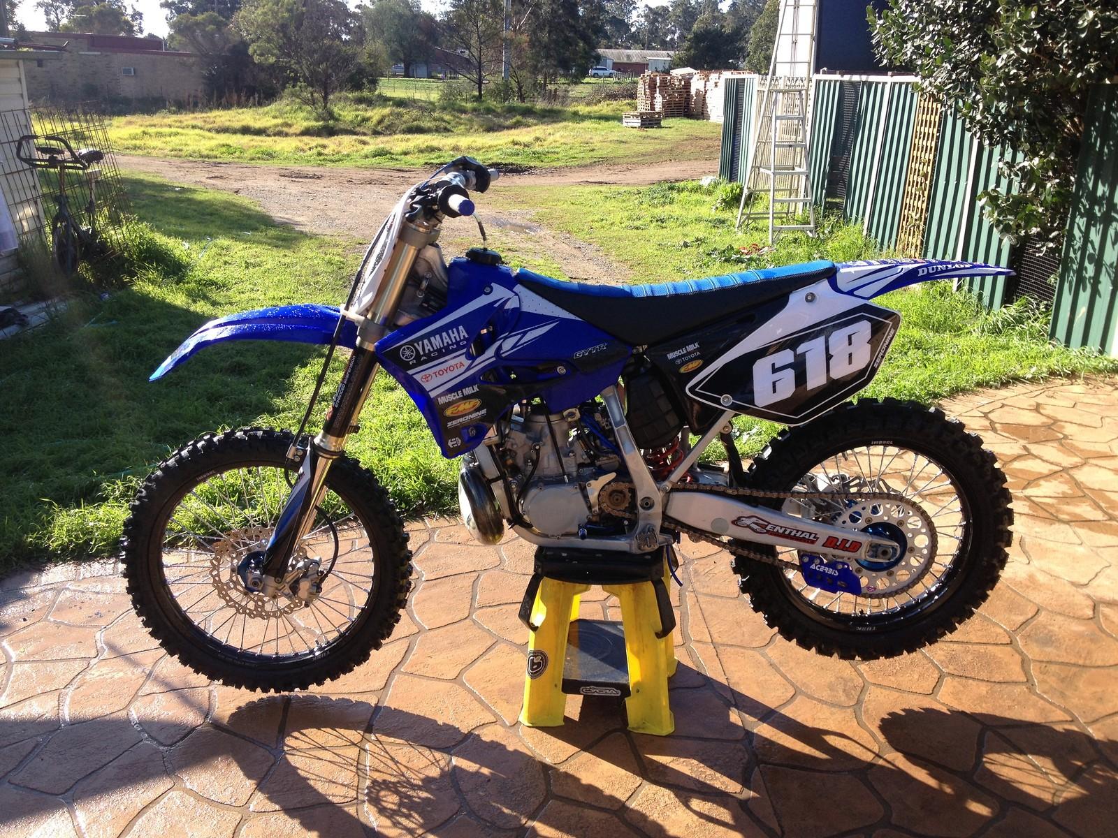 68's Yamaha