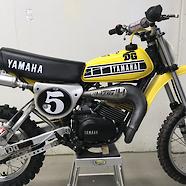 1979 Yamaha DG kit YZ80F
