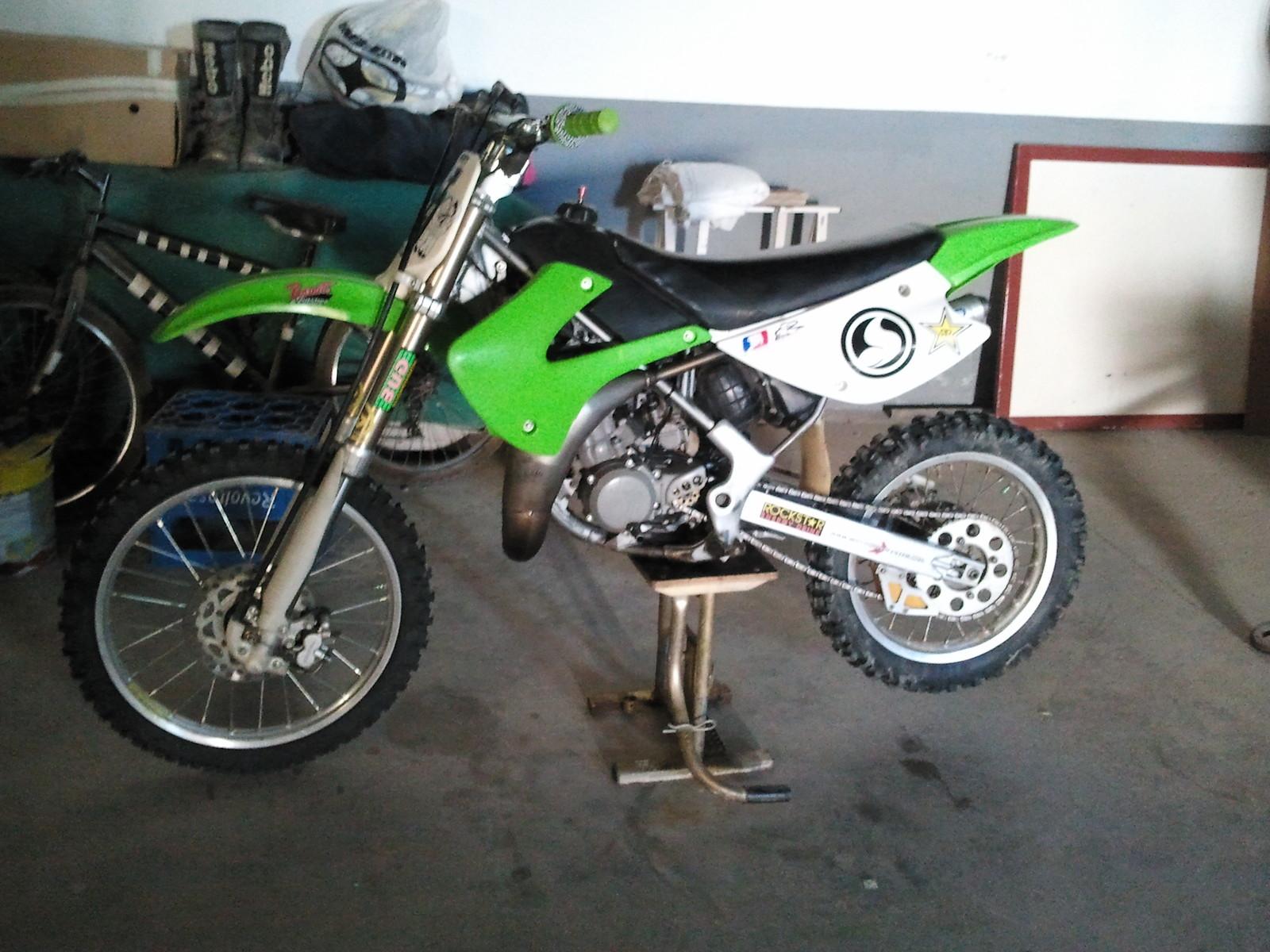 kx 85 - david.tejerosantiago - Motocross Pictures - Vital MX
