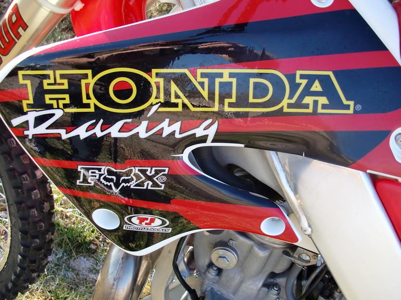 1999 Honda CR250R