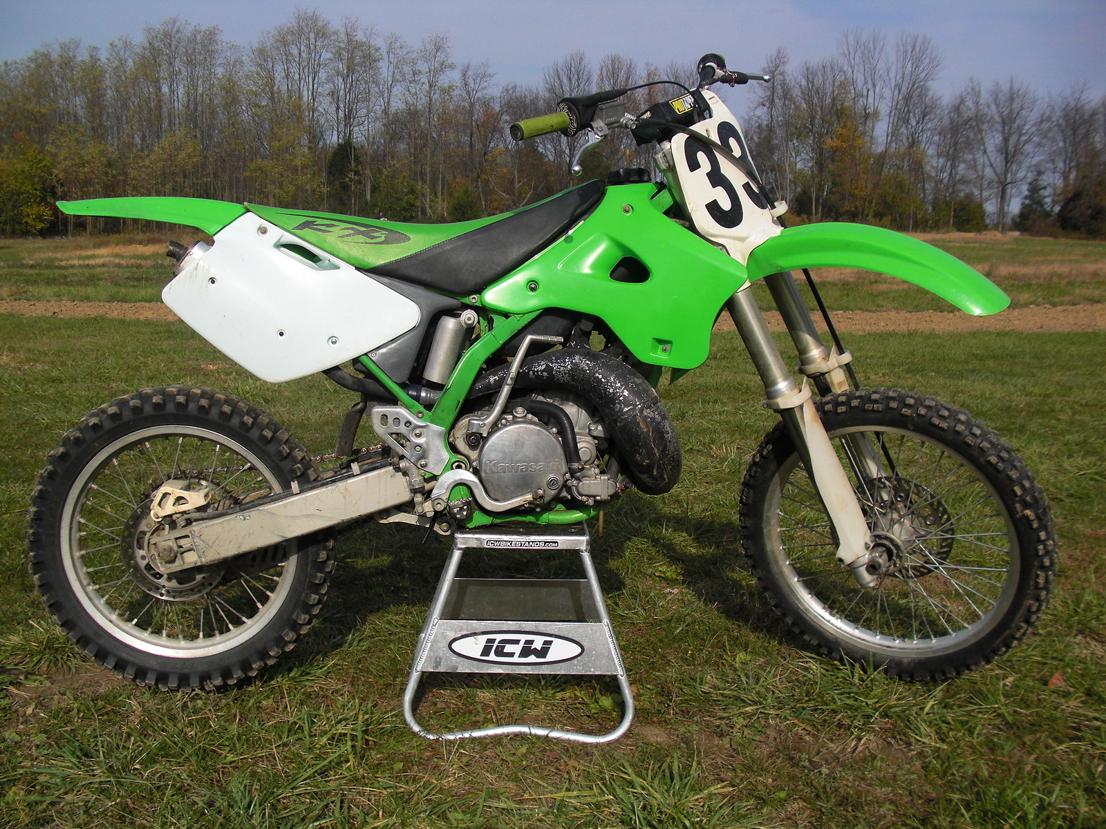 Kawasaki Kxengine