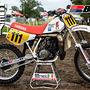 1986 Yamaha YZ490S