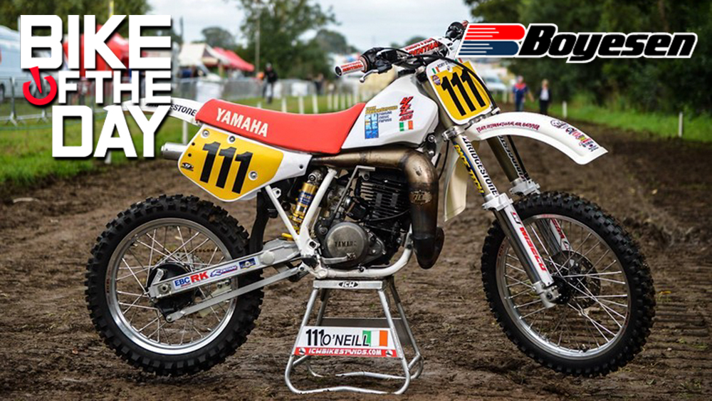 1986 Yamaha Yz490 S Vmx3 S Bike Check Vital Mx