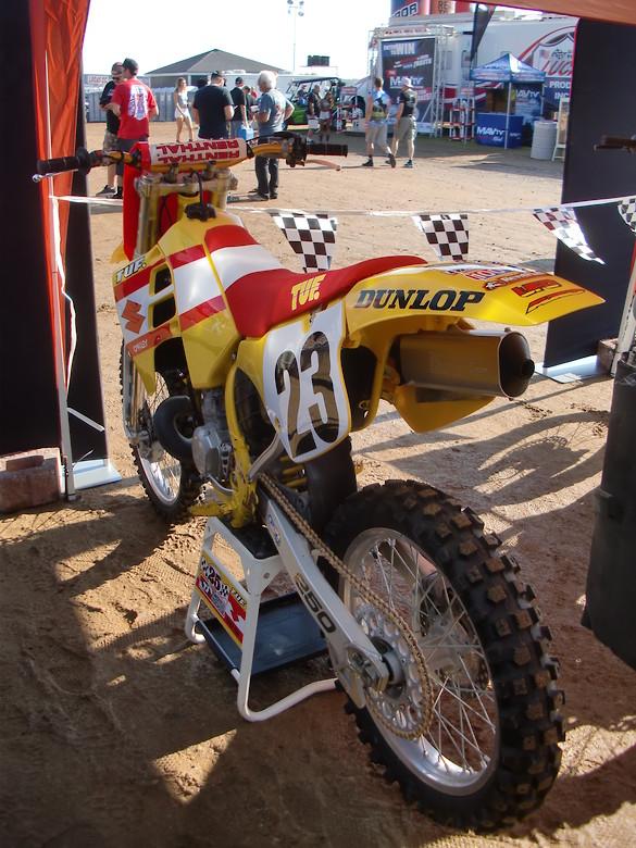 1992 Suzuki RM250N