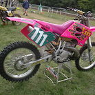 1995 TM 250 Cross