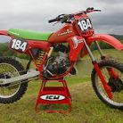 1983 Cagiva WMX250 (190cc)