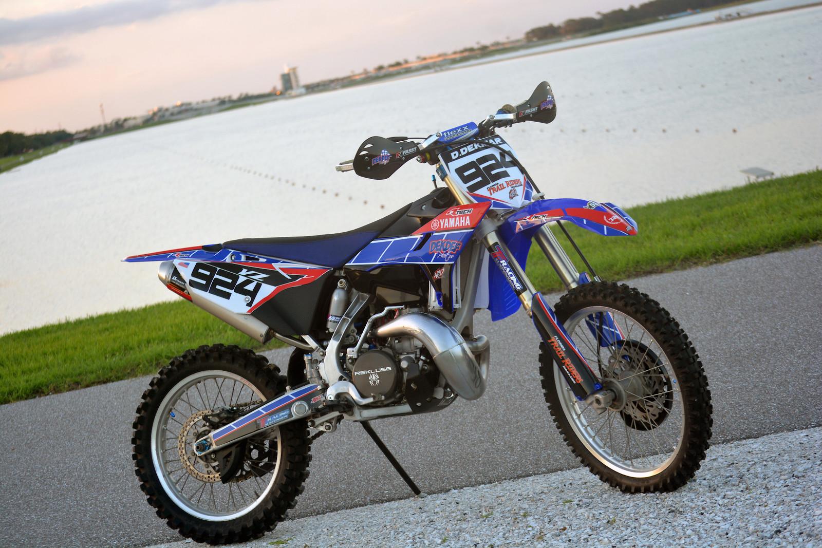 2005 YZ250