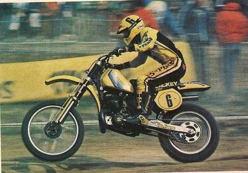 Brad Lackey.