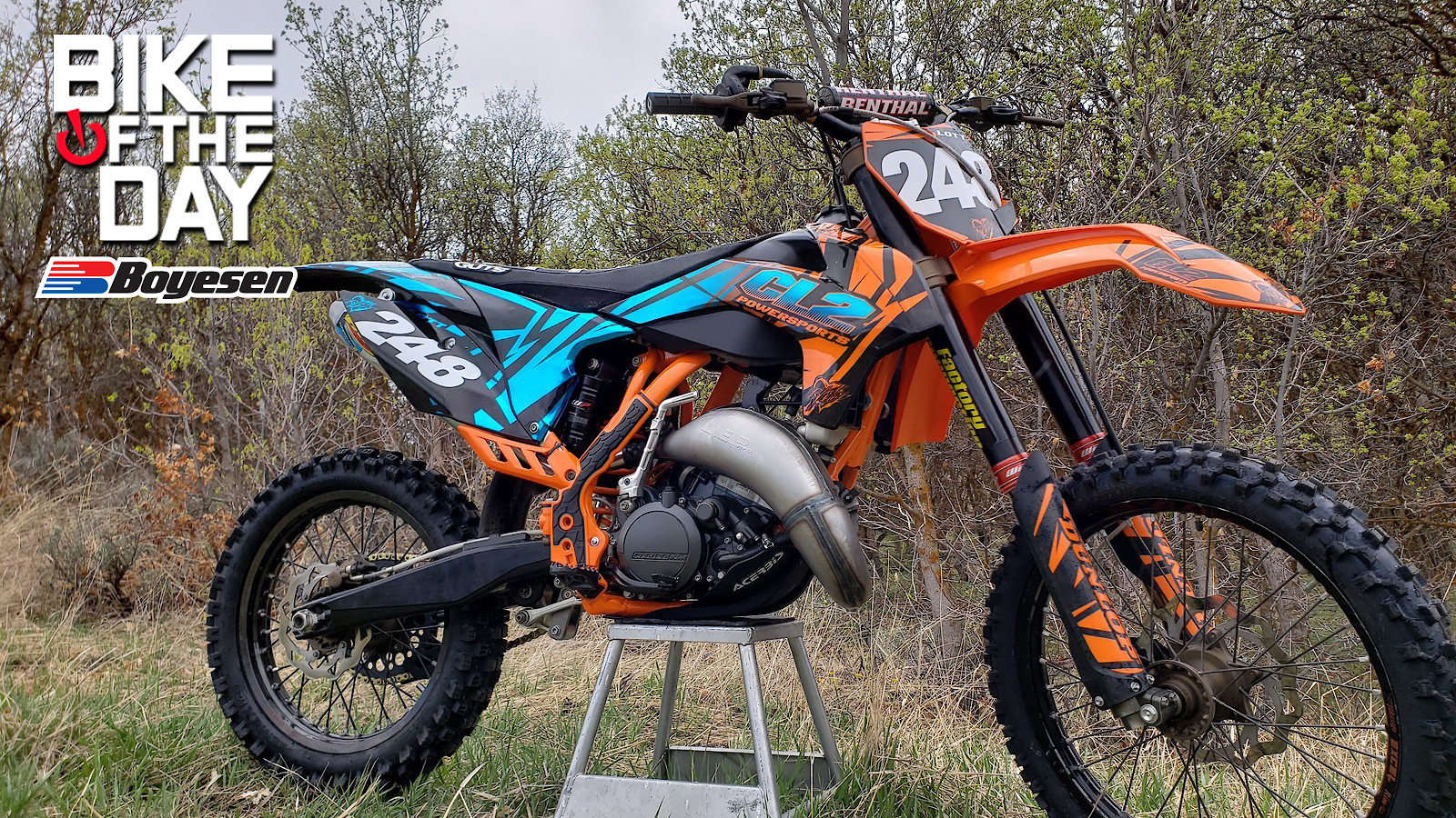 2015 KTM 200SX