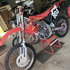 2004 cr125(sold)