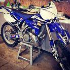 07 Yamaha YZ 250