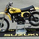 1977 Suzuki RM80B