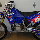 justin carter's yz295