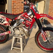 2003 CR250R