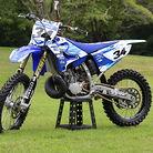 Blake's Yamaha yz 250 2 stroke