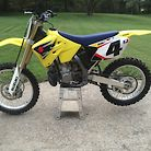 Brand New 2007 Rm 250