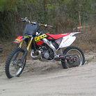 2003 CR250R (Beast)