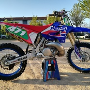 250 YZ Pespi Demaria Tribute