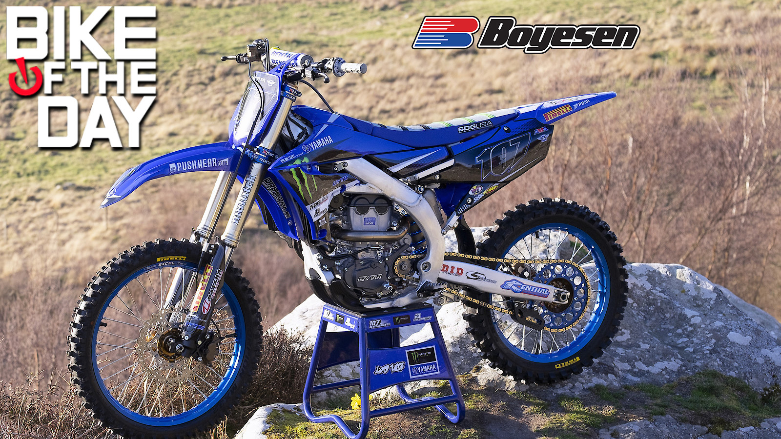 Yamaha YZF 250