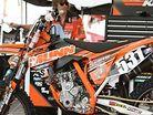 Houston Supercross 2013 with Munn Racing