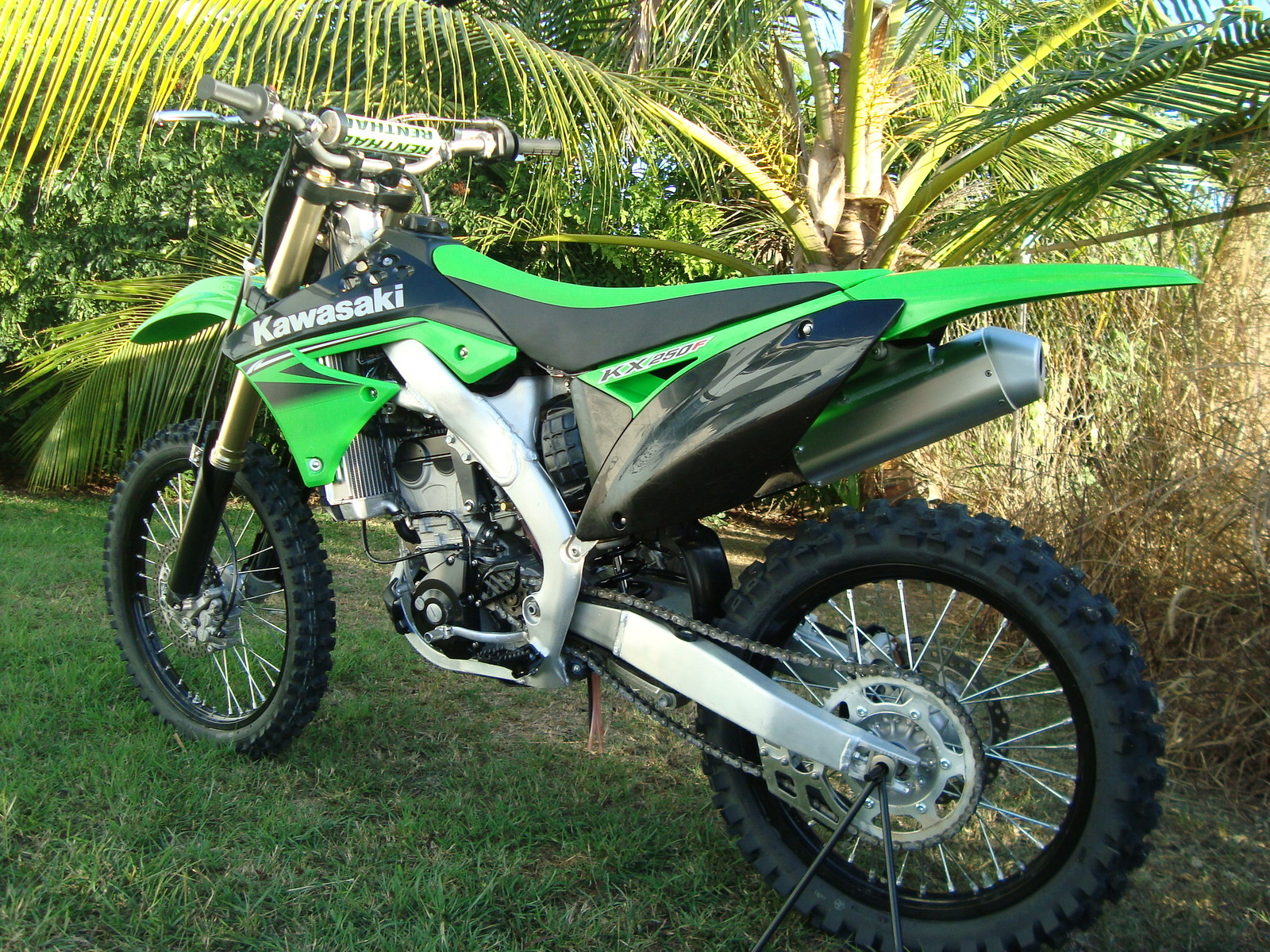2010 KX250F