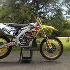 marcoameglio27's Custom RMZ 450