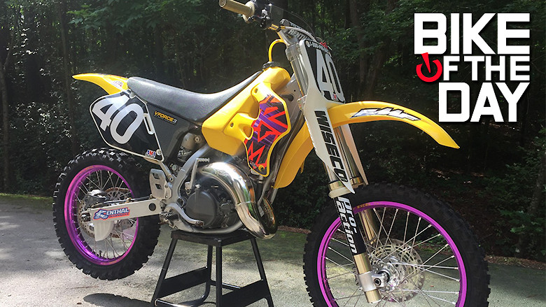1997 RM 125 - tampabayjay's Bike Check - Vital MX