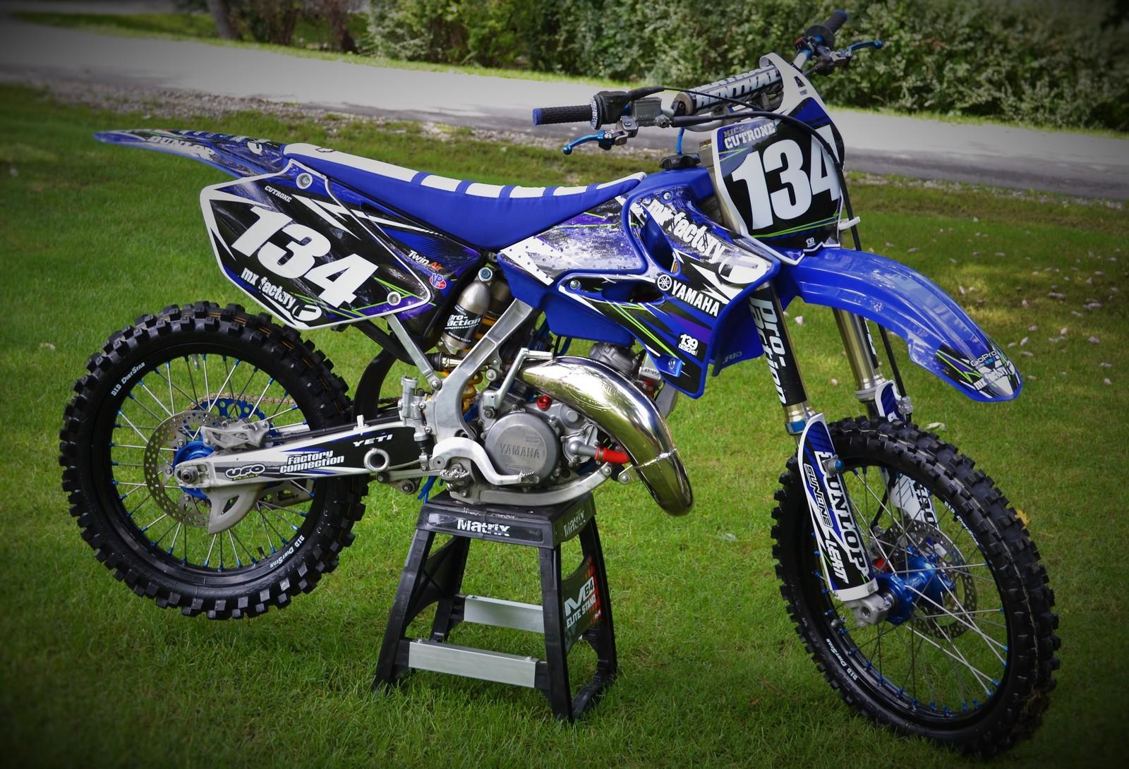 Mx Graphics Yamaha