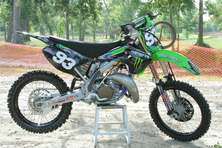 2003 KX 125 Project fun25