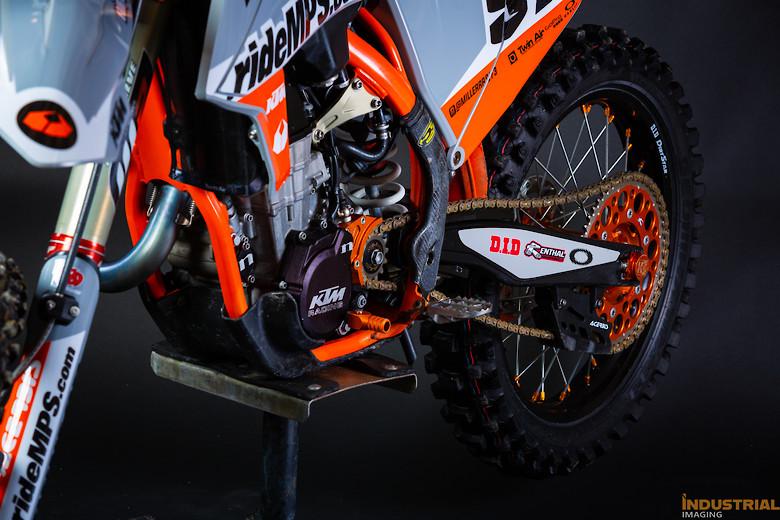 2018.5 450 SX-F FE #973