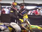 2014 Yoshimura Suzuki Factory Racing - Anaheim 3 SX Race Report