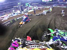 GoPro HD: Justin Barcia 2014 Monster Energy Supercross from New Jersey