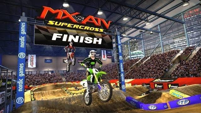 Inside Look: MX vs. ATV Supercross